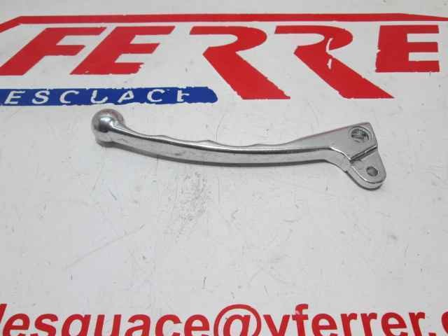 CLUTCH LEVER scrapping a motorcycle DERBI FDS