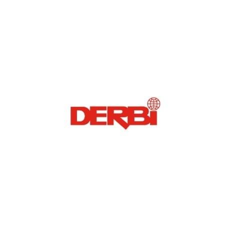 SOPORTE ESTRIBO DERECHO de repuesto de una moto DERBI VARIANT START III