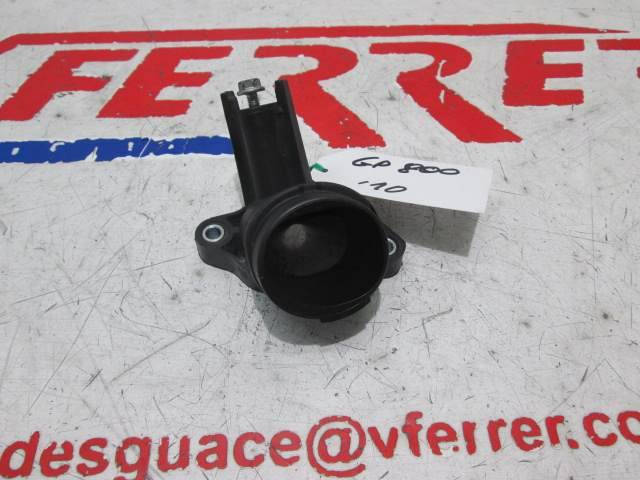 Motorcycle Gilera GP800 2010 Suction IntakeReplacement