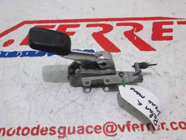 Motorcycle Gilera GP800 2010 Handbrake Lever Replacement