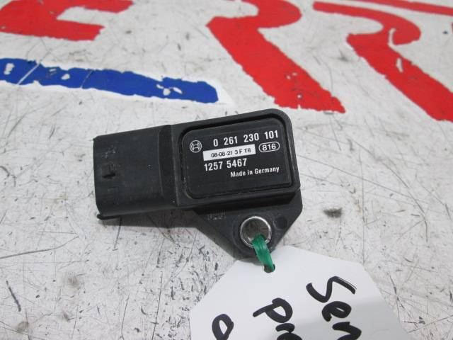 Motorcycle Gilera GP800 2010 Air Pressure Sensor Replacement