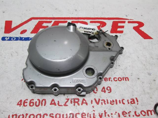 Motorcycle Suzuki SV 650 S 2003 Clutch Cover Replacement