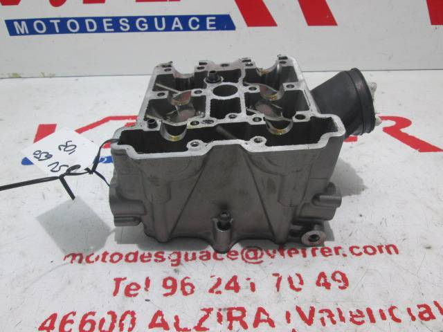 Motorcycle Suzuki SV 650 S 2003 Rear Cylinder Head Replacement