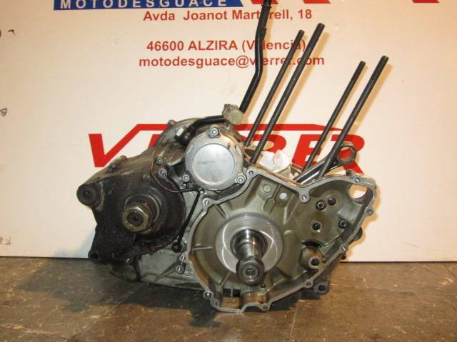 Motorcycle BMW F650S 2001 Replacement Engine