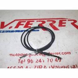 Cables acelerador de repuesto de una Piaggio X9 180 del año 2004