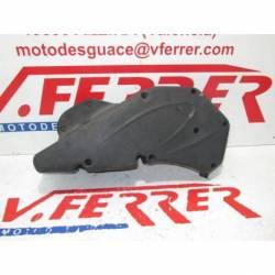 Caja filtro aire de repuesto de una Piaggio X9 180 del año 2004