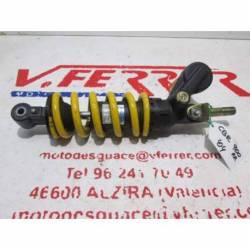 Amortiguador trasero showa de repuesto de una Honda CBR 900 RR Fireblade del año 2004
