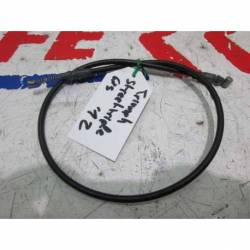 Cable cierre asiento de repuesto de la moto Triumph Street Tripe 675 del año 2012