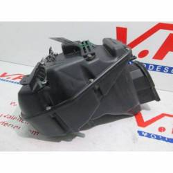 Caja filtro aire de repuesto de la moto Triumph Street Tripe 675 del año 2012