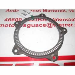Motorcycle BMW R 1150R 2001 ABS Rear Disc Replacement