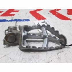 Motorcycle HUSQVARNA TE 250 R 2004 Replacement Left footrest