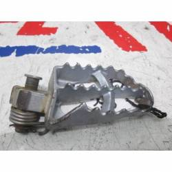Motorcycle HUSQVARNA TE 250 R 2004 Replacement Right footrest