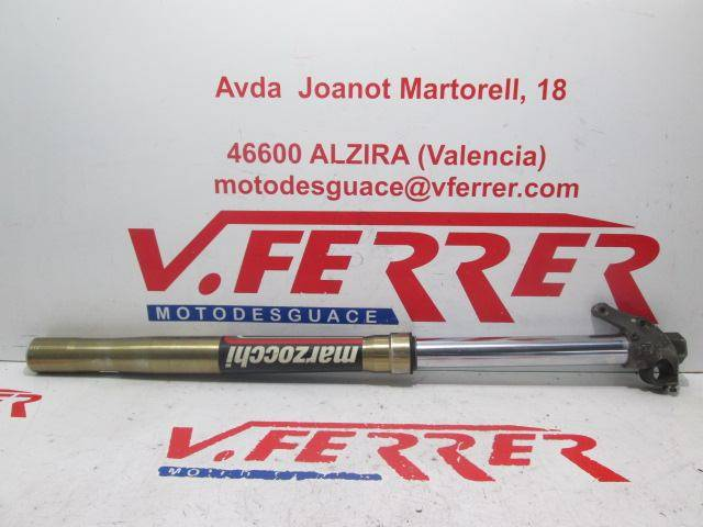 Motorcycle HUSQVARNA TE 250 R 2004 Left Front Fork Bar Replacement