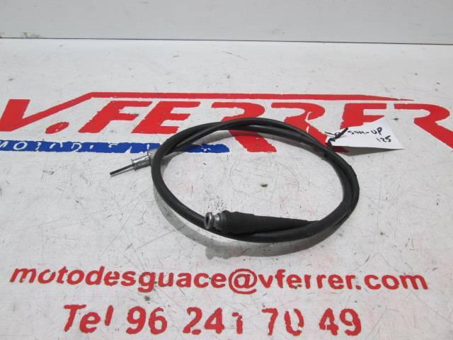 Cable reenvio cuenta km de repuesto de una PEUGEOT SUM UP 125 del año 2011