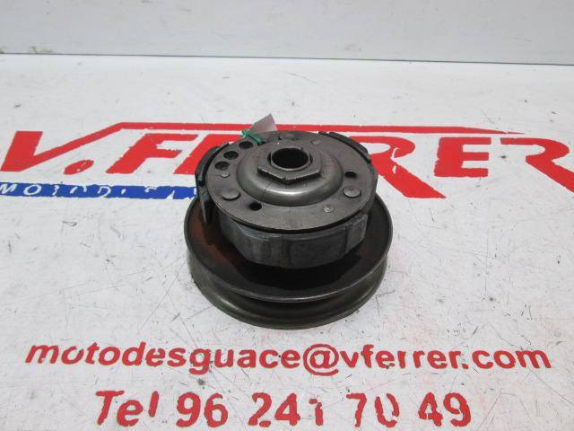 Motorcycle PEUGEOT SUM UP 125 2011 Clutch Replacement