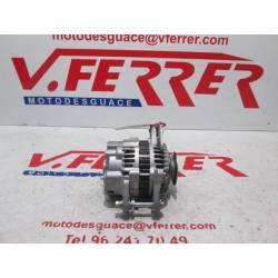 microcar CASALINI M10 2011 Alternator Replacement