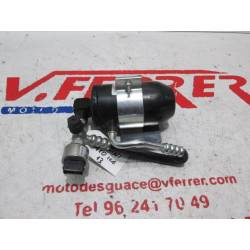 microcar CASALINI M10 2011 Air conditioning filter valve Replacement