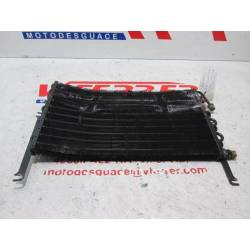 microcar CASALINI M10 2011 Air conditioning radiator Replacement