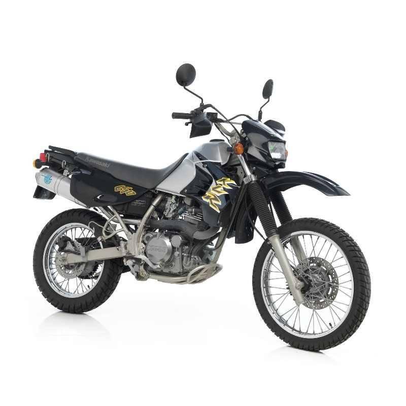 Leovince Kawasaki Klr Enduro 650 1997 2018