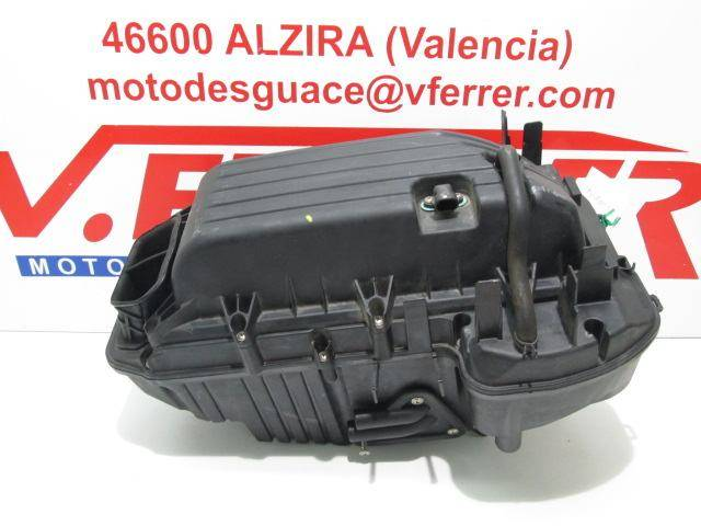 Motorcycle Aprilia Shiver 750 2011 Replacement Air Filter Box