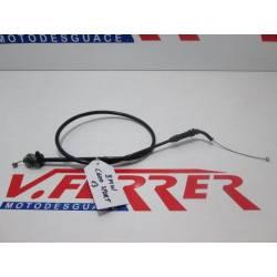Cable acelerador (32737725261- 03 4811) de repuesto de una moto BMW C600 Sport del año 2013
