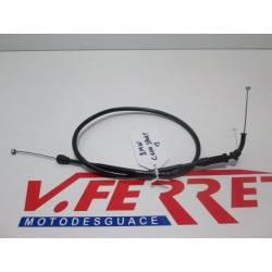 Cable acelerador (3273 7725260-044811) de repuesto de una moto BMW C600 Sport del año 2013