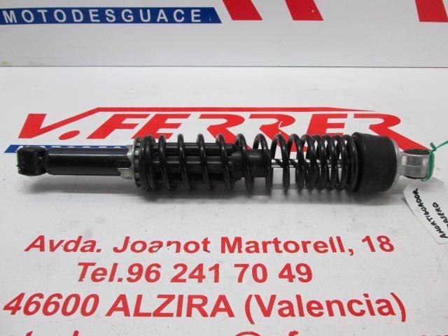 AMORTIGUADOR TRASERO de repuesto de una moto GILERTA FUOCO 500 2008.