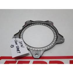 Motorcycle BMW C600 Sport 2013 ABS Rear Disc Replacement
