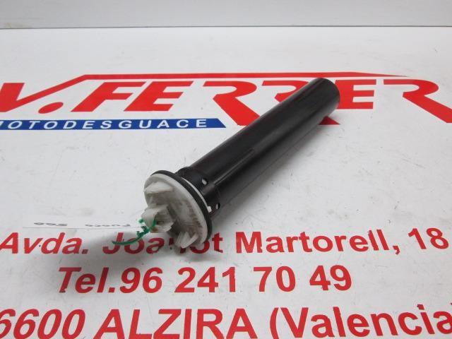 AFORADOR DEPOSITO GASOLINA de repuesto de una moto GILERTA FUOCO 500 2008.