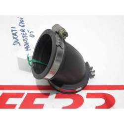 Motorcycle Ducati Monster 620 2005 ADMISSION Front Replacement filter nozzle