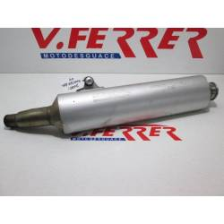Motorcycle Ducati Monster 620 2005 Silent Replacement Left Tailpipe
