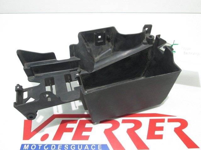 Caja bateria de repuesto de una KAWASAKI ER 6F 2011