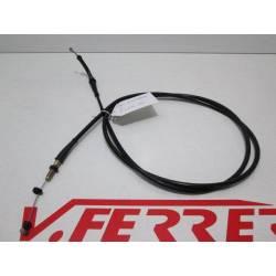 Cable acelerador (11-lkf5-e000) de repuesto de una moto Kymco XCITING 400 del año 2015