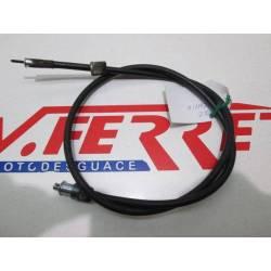 Cable reenvio de repuesto de una moto Hyosung GT 250 Comet del 2002