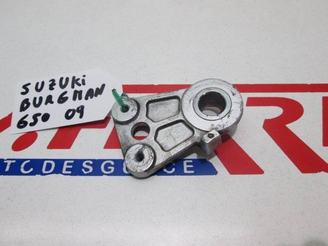 Motorcycle Suzuki Burgman 650 2009 ABS sensor Front Support Replacement