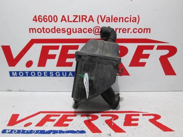 Motorcycle Honda NSR 125 F 1990 Air Filter Replacement Box