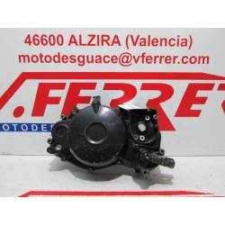 Motorcycle Honda NSR 125 F 1990 Clutch Cover Replacement