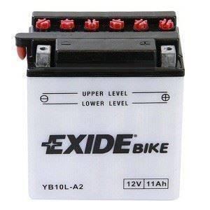BATTERY EXIDE EB10L-A2 12V 11AH