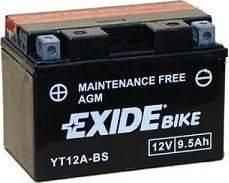 BATTERY EXIDE ET12A-BS 12V 10Ah