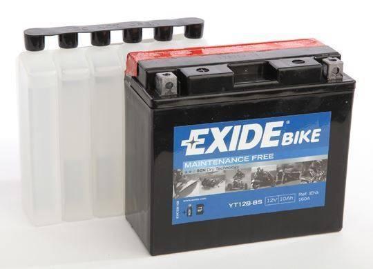 BATTERY EXIDE ET12B-BS 12V 10AH