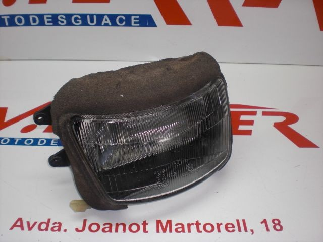 HEADLIGHT KAWASAKI KLE 500 with 31993 km.