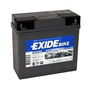 BATTERY EXIDE 12-19 GEL