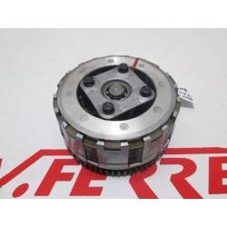 Motorcycle Honda Transalp 700 2007 Whole Clutch Replacement