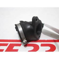 Motorcycle Piaggio X7 125 black 2010 Replacement Suction Intake