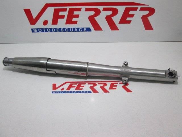 Motorcycle Suzuki Intruder Volusia VL 800 2004 Left Front Fork Bar Replacement