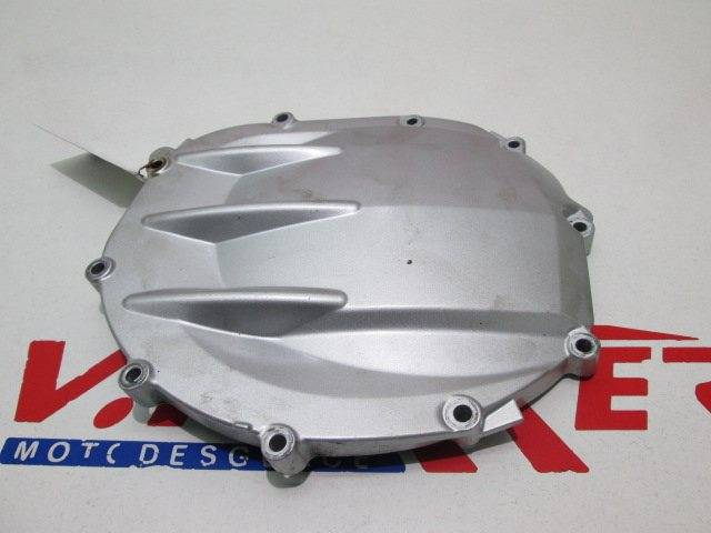 Motorcycle Yamaha FJR 1300 2013 Clutch Cover Replacement