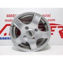 microcar MC1 2004 Replacement aluminum wheel rim