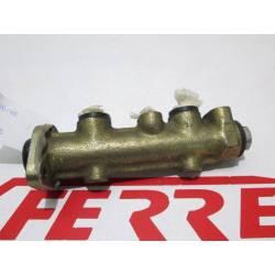 microcar MC1 2004 Pump Brake Replacement