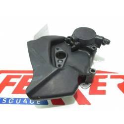 Bombin embrague con tapa piñon del desguace de una moto Honda VFR 800 FI del año 1998