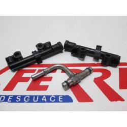 Motorcycle Kawasaki Z1000 Replacement 2010 Replacement injectors connection